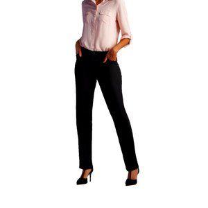 Lee® Petite Relaxed Fit Straight Leg Pants, Medium